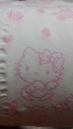 Hello Kitty Toilet Roll